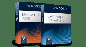 Microsoft_365 und Exchange Online im Angebot des Monats bei VENDOSOFT