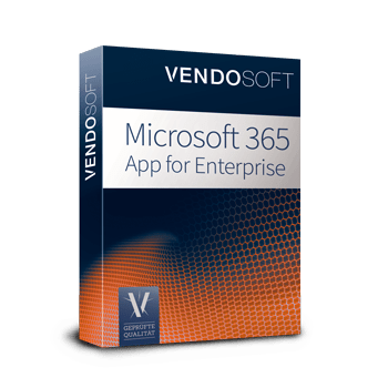 Microsoft 365 App for Enterprise - license Microsoft Cloud products with Vendosoft
