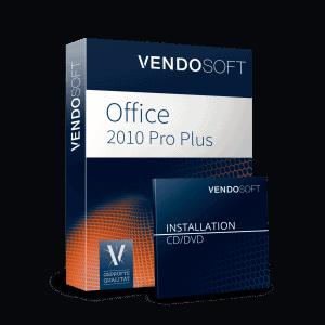 Microsoft Office 2010 Professional Plus used