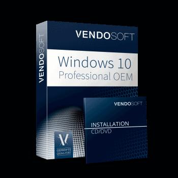 Microsoft Windows 10 Professional OEM new