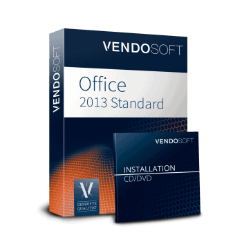 Microsoft Office 2013 Standard used