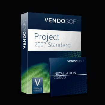 Microsoft Project 2013 Standard used