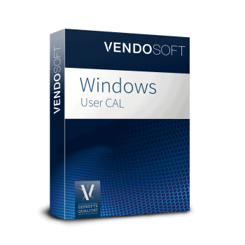 Microsoft Windows Server 2019 User CAL used
