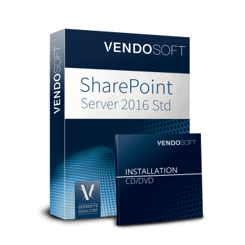 Microsoft SharePoint Server 2016 Standard used