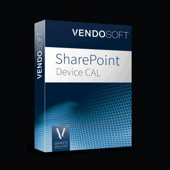 Microsoft SharePoint Server 2013 Standard Device CAL used