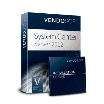 Microsoft System Center Server 2012 Standard R2 used